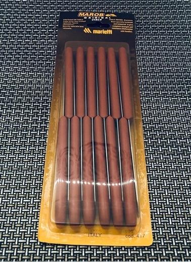 Emre Züccaciye Marob Meyve Bıçak %100 Orjinal 12 Li Meyve Bıçağı Renkli